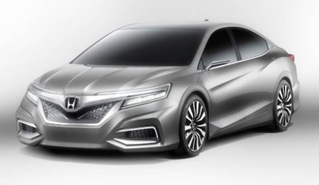 2018 Honda Accord Redesign, Release Date