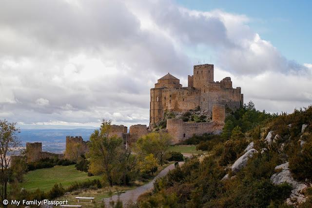 Aragon Huesca con niños