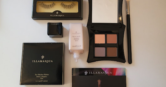 ♥ Illamasqua Black Friday Mini Haul BLOGMAS #2