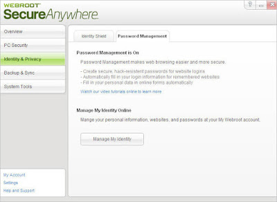 Webroot secureanywhere antivirus 2012 activation code