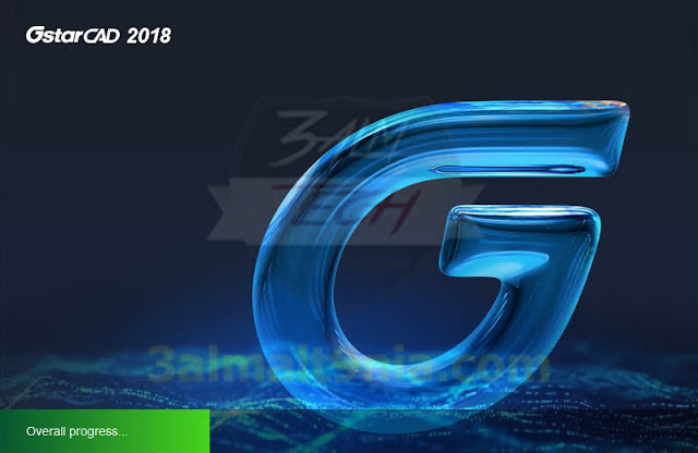 افضل بديل لاوتوكد بحجم صغير- GstarCAD 2018 Professional - عالم التقنيه