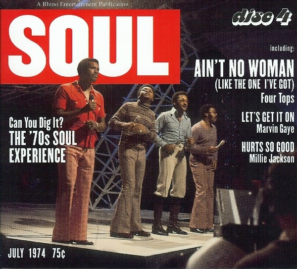 Music Crates: V A  - Can You Dig It - The '70s Soul Experience - 6CD