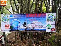 Perahu Aluminium Ikut Peringati Hari Bumi 2015