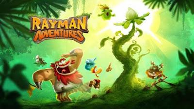 Rayman Adventures Apk v1.4.1