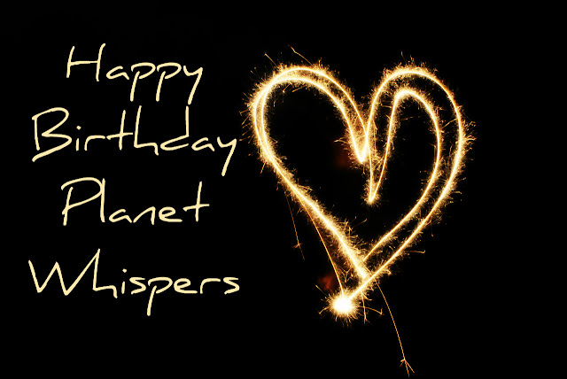 Happy Birthday Planet Whispers