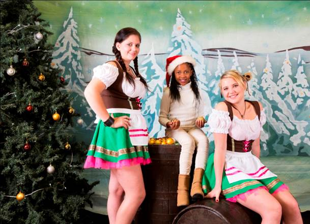It's Christmas in July With The Bavarian Festival @SilverstarZA #Jozi