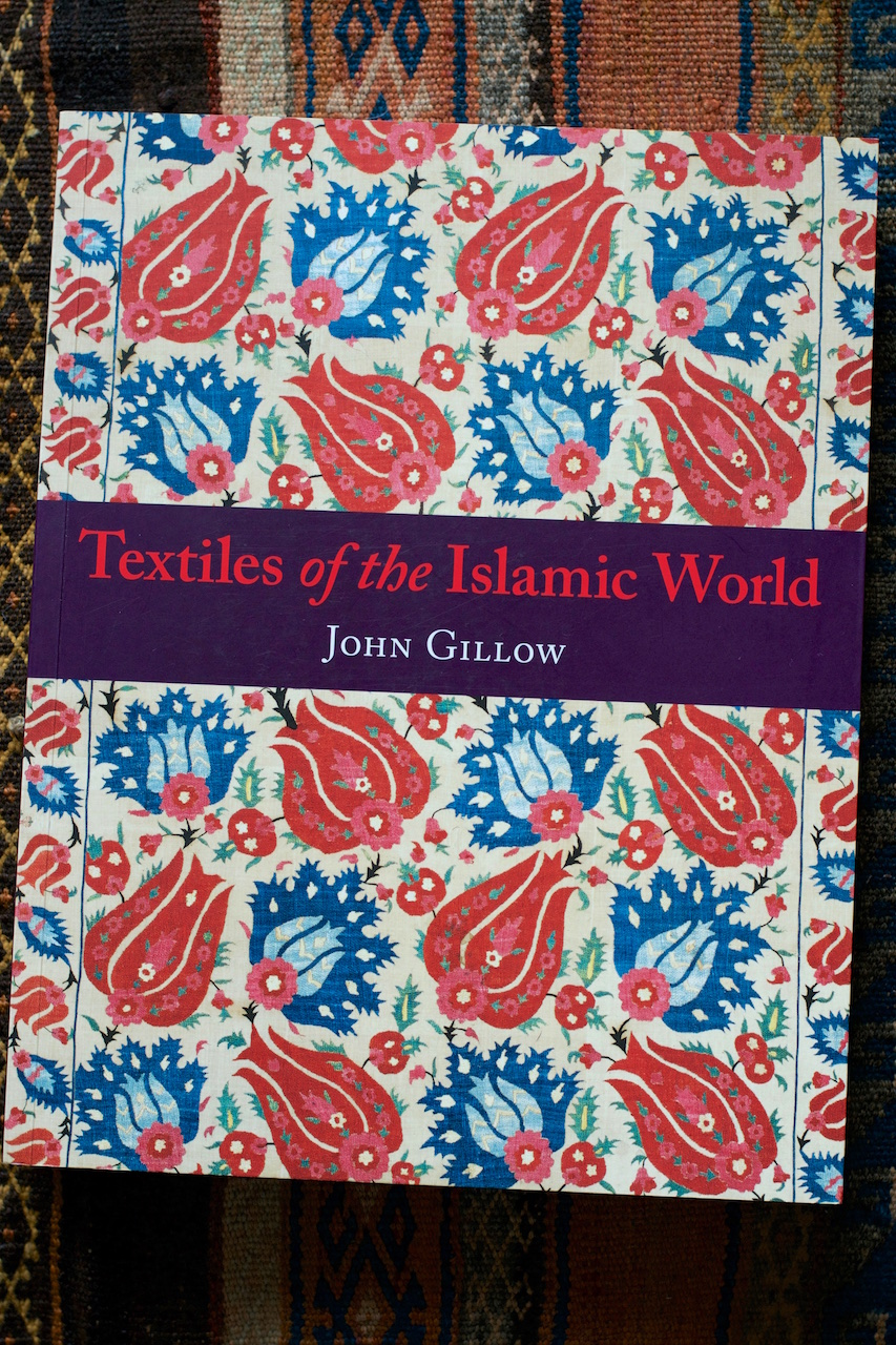 Book review: Textiles of the Islamic World by John Gillow · Lisa Hjalt