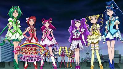 Phim Precure All Stars Movie DX2: Kibou no Hikari