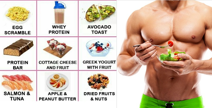 Fitness Great Foods To Eat Before A Workout Potentash