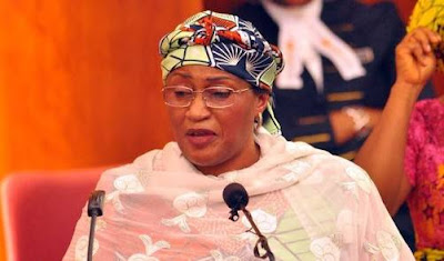 I'm Still A Minister In Buhari's Government - Mama Taraba