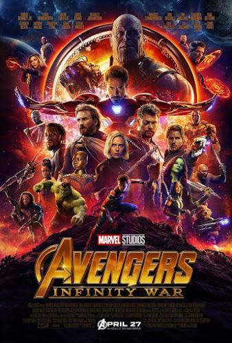 Avengers: Infinity War (Web-DL 720p Dual Latino / Ingles) (2018)
