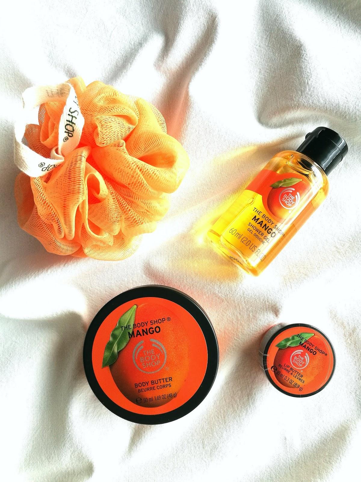 Saippuakuplia olohuoneessa blogi, kuva Hanna Poikkilehto, The Body Shop, arvonta, lifestyle,