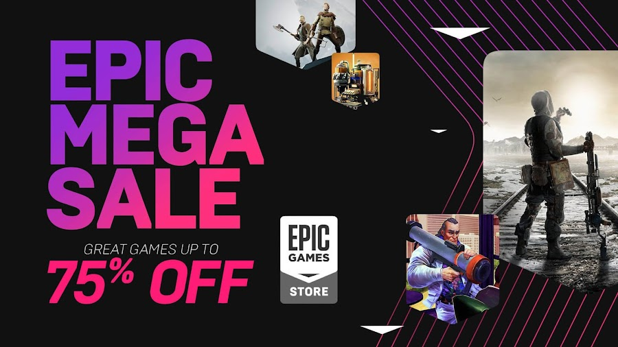 epic mega sale 2019 epic games store summer sale free games