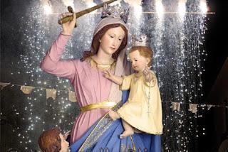 Oração de Nossa Senhora da Defesa contra todos os males