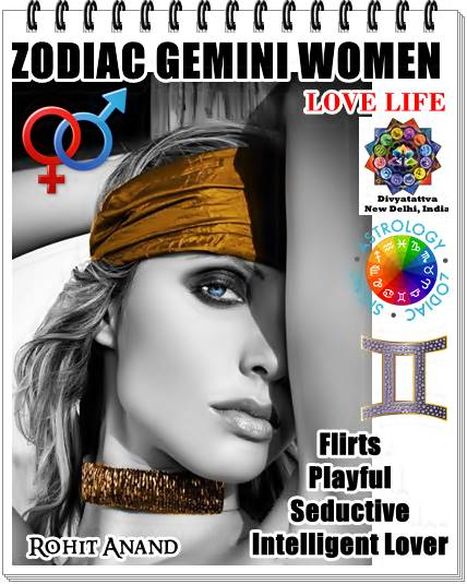 Zodiac Gemini Lover Gemini Women Girls Female Love Secrets Picture Personality By Rohit Anand Delhi  India