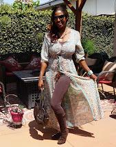 Fun Fierce Fabulous Beauty Over 50 Fashion Boho Sheer