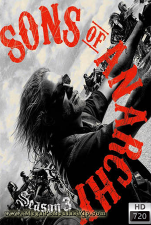Sons of Anarchy Temporada 3 [720p] [Latino-Ingles] [MEGA]