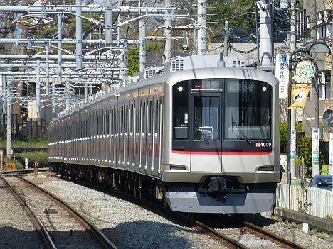 西武池袋線 東京メトロ副都心線直通 各停 武蔵小杉行き2  5050系系