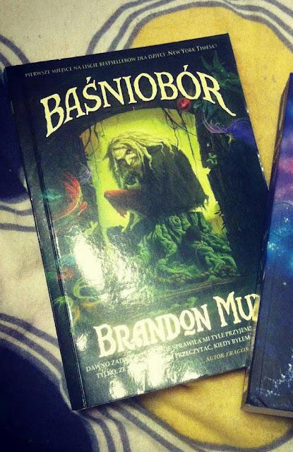 Baśniobór ( Brandon Mull)- recenzja
