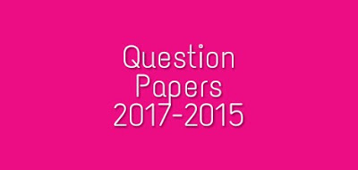 Guwahati University 3th Semester English Major Question Papers