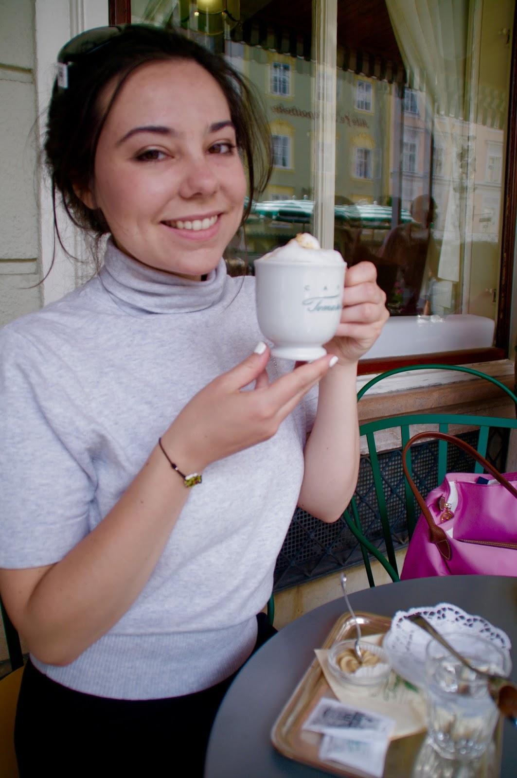 Mozart's Almond Milk, Café Tomaselli, Salzburg