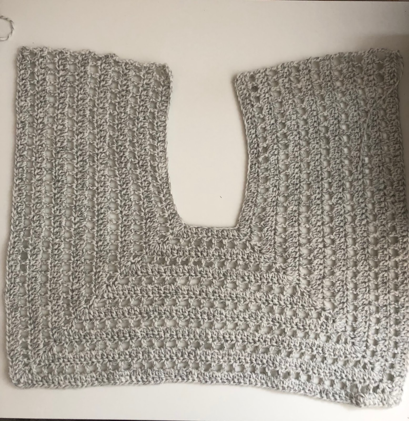 Atelier Ljj Gilet Au Crochet Facile