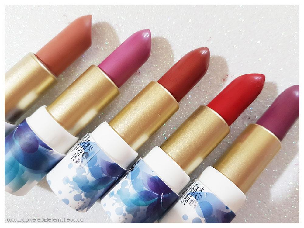 Magheia Cosmetics collezione rossetti Paris