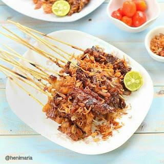 Ide Resep Masak Sate Jamur Tiram