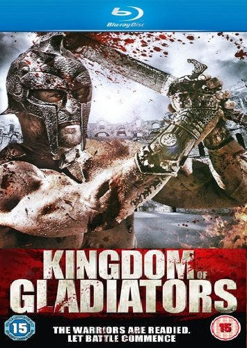 Kingdom of Gladiators 2011 Dual Audio Hindi Bluray Download