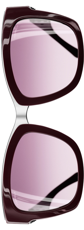 Chanel Square Winter 2017 Sunglasses