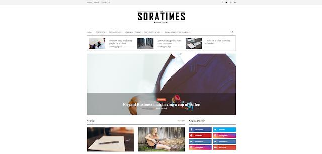 szablony Blogspot