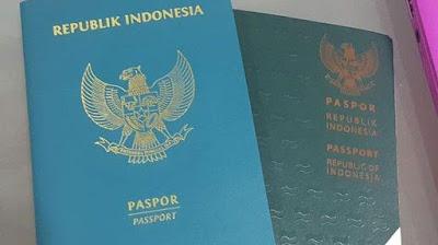 Pembuatan Paspor Indonesia Wajib Mendatangi Langsung KBRI atau KJRI