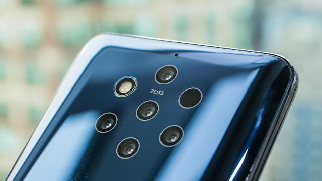 Ponsel 5 Kamera - Apa Yang Berbeda?