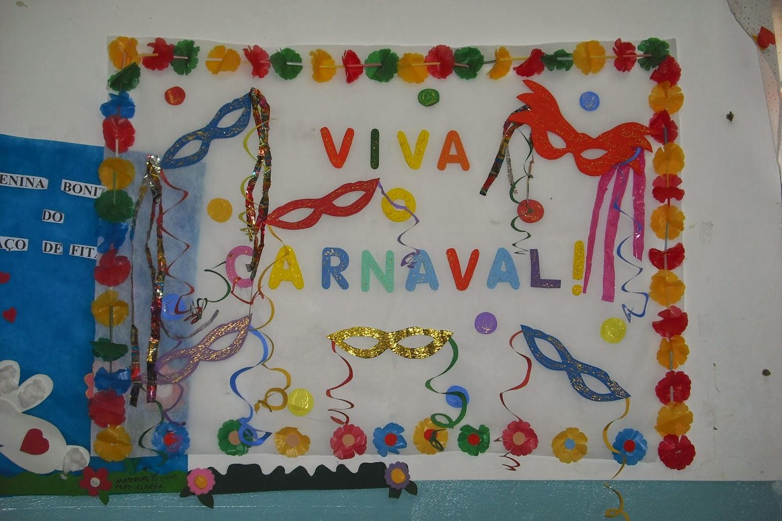 Canal pedag gico painel carnaval for Mural de fotos 1 ano