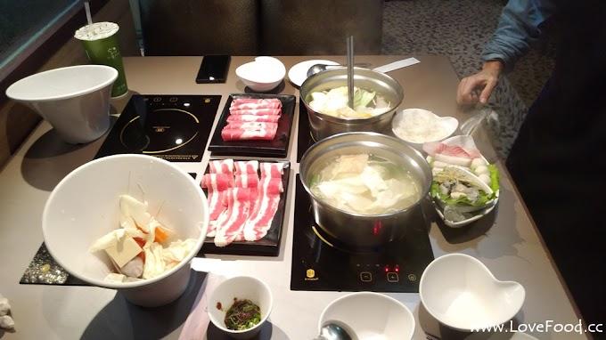 台北萬華【星光百分百火鍋】體驗老西門町的牛肉場情懷