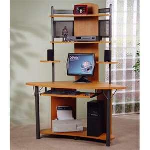 Corner desks small corner computer desks for home - Corner desk for small space ...