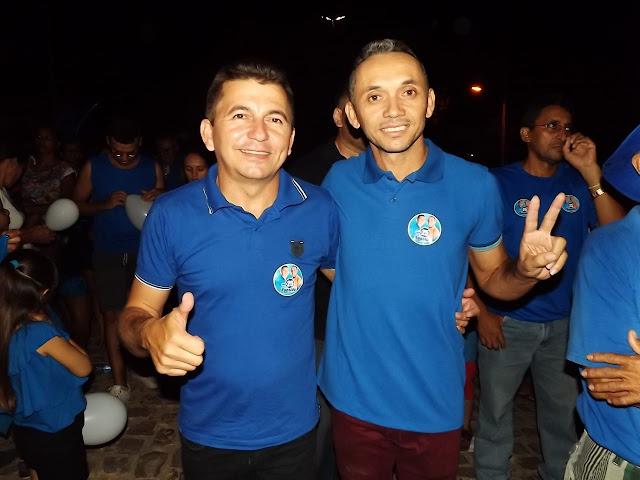 Image result for Ronaldo Sousa e Nenen de Duba seram diplomadas sexta-feira(14)