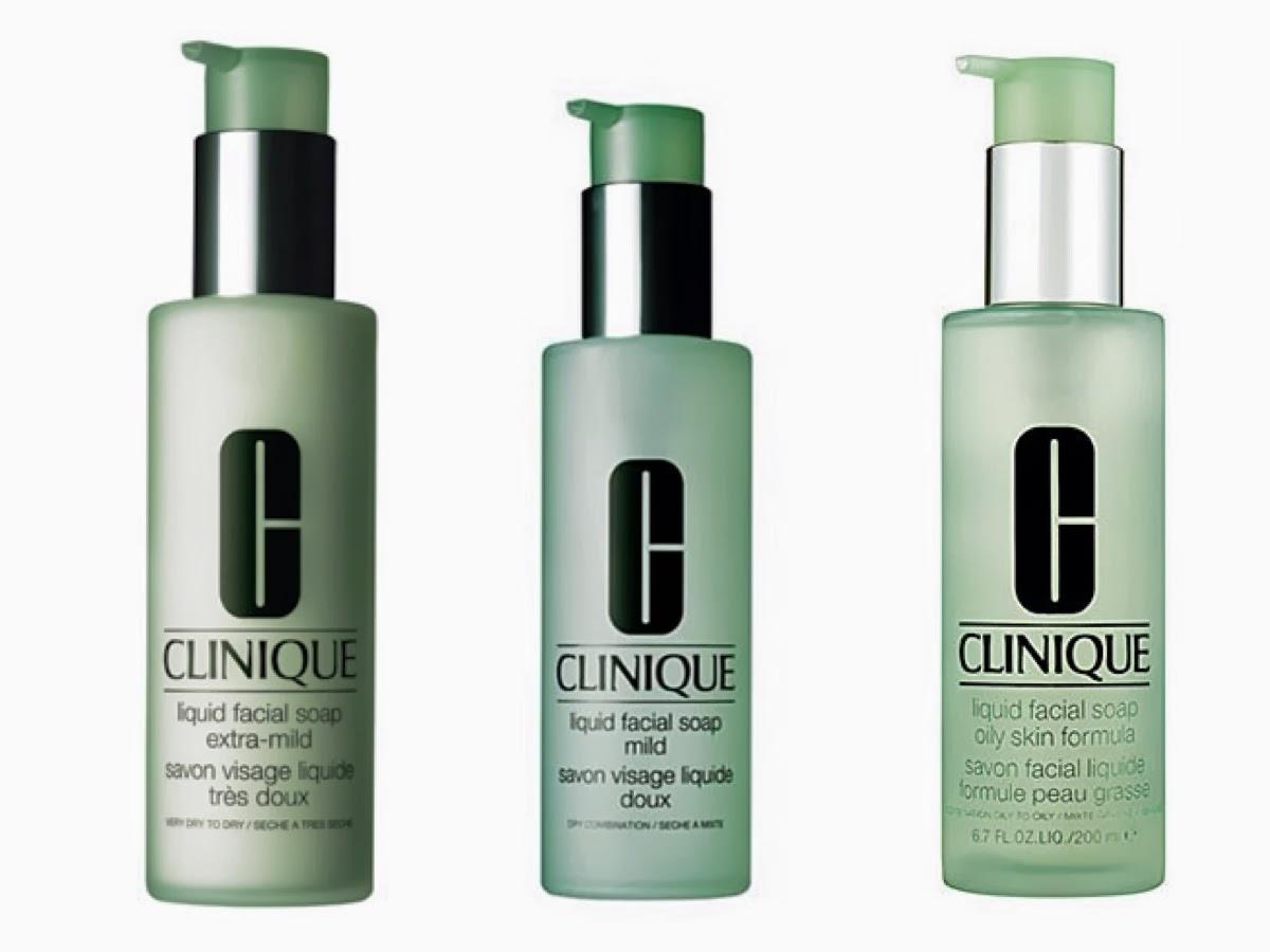 Mens facial liquid soaps