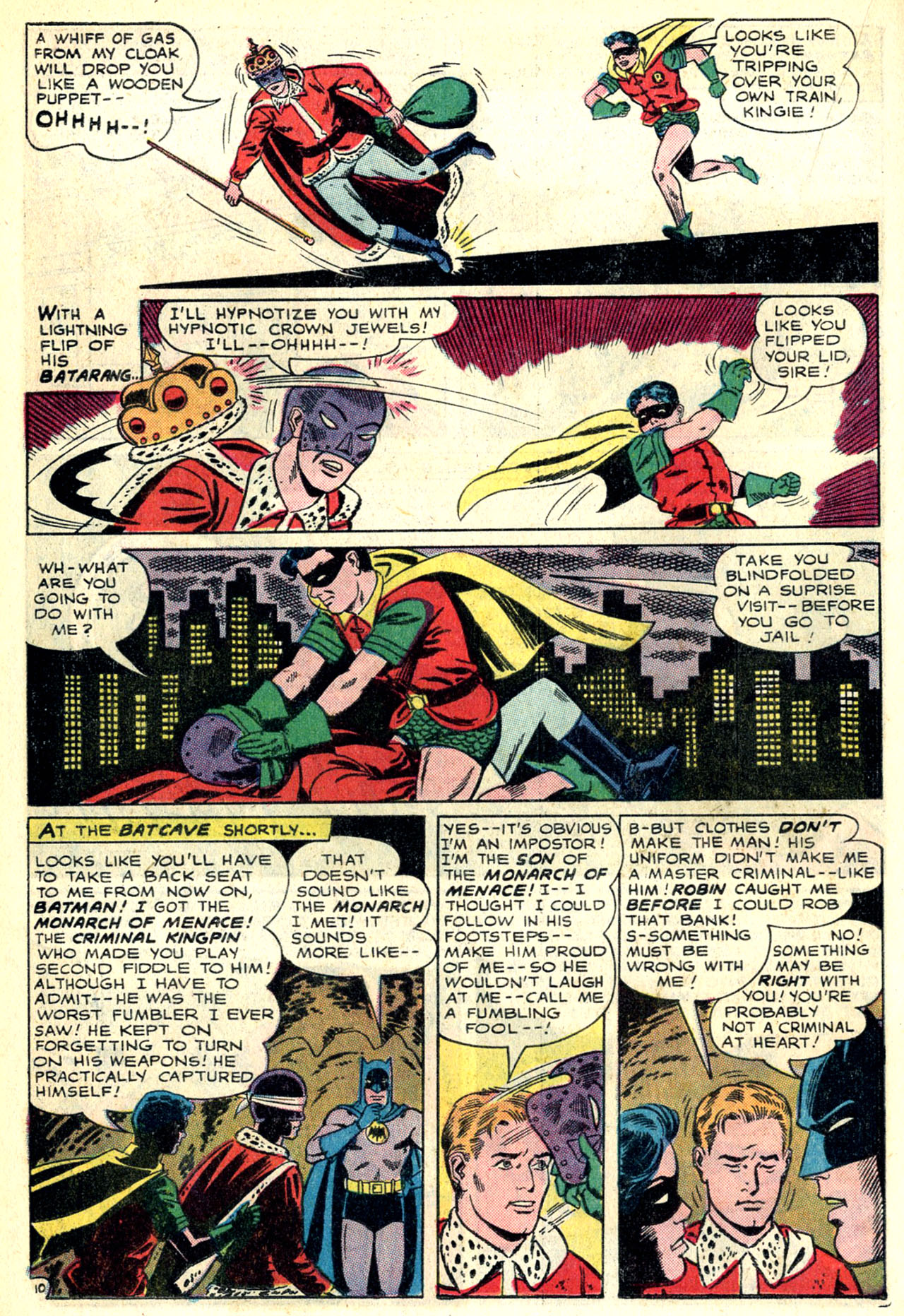 Detective Comics (1937) 350 Page 15