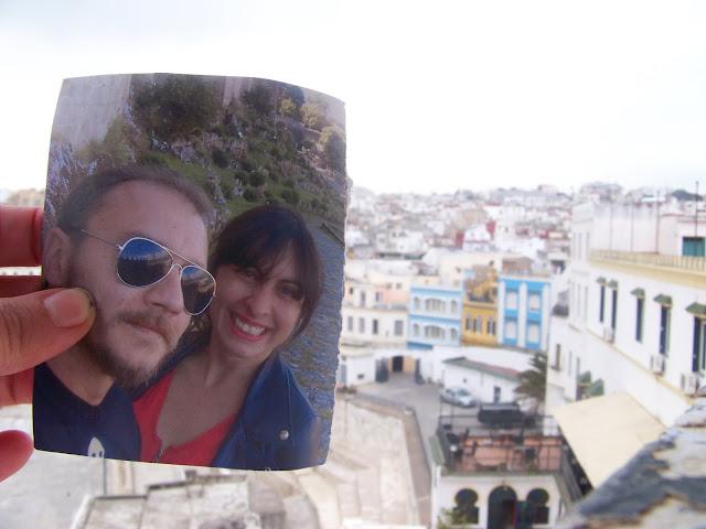 Amor en Tánger Marruecos