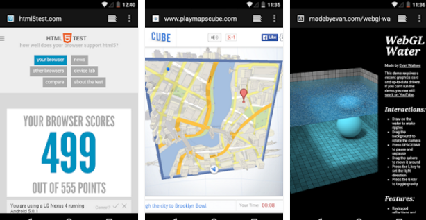 Android System WebView Latest apk for android