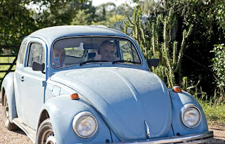 Xe Volkswagen Beetle của Tổng thống Jose Mujica