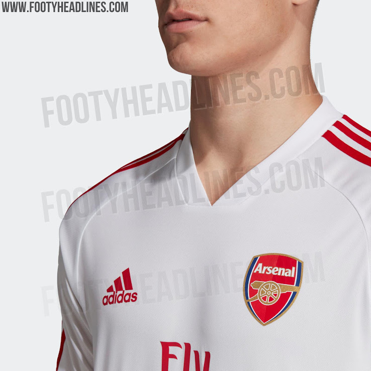 low priced 9135c 6f2e0 Arsenal 2020 Training Kit Leaked - Footy Headlines