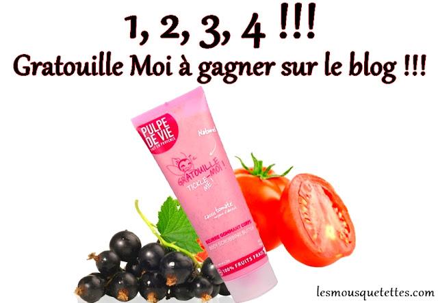 Concours Pulpe de Vie - Blog beauté Les Mousquetettes