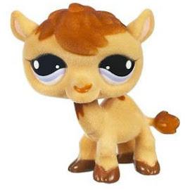 Littlest Pet Shop Collectible Pets Camel (#997) Pet