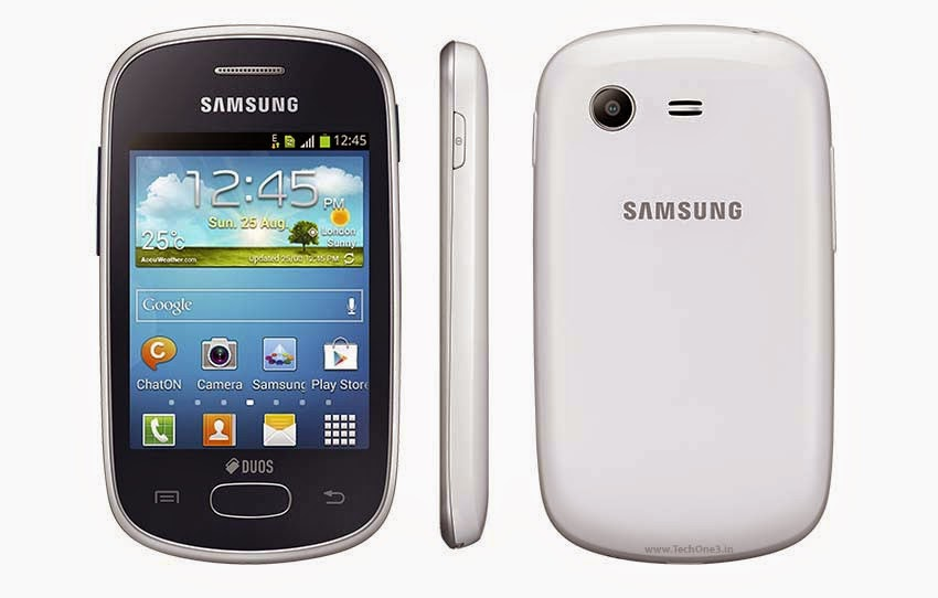 Download Firmware / Stock ROM Samsung Galaxy Star GT-S5282