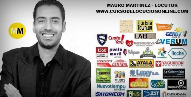 MAURO MARTINEZ LOCUTOR