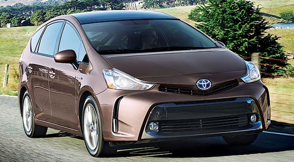 2018 Toyota Prius V Hybrid Review Australia