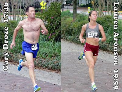 Gary Droze, Lauren Aronson