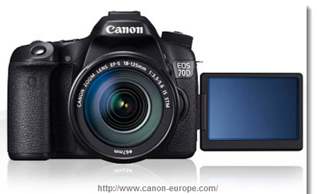 Harga dan Spesifikasi Kamera Dslr Canon Eos 70D